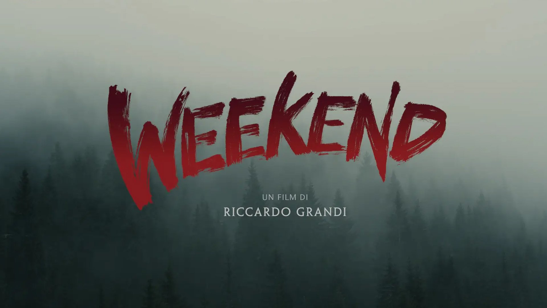 WEEKEND - Preview video twister